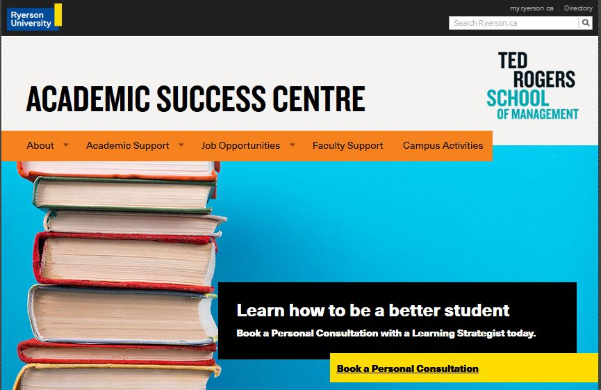 Our spiffy new website
