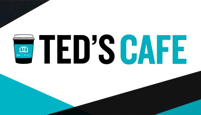 Ted's Cafe Logo